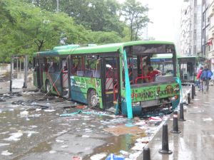 Taksim bus